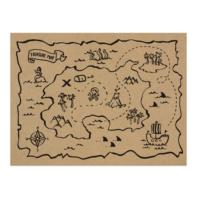 Pirates Party Paper Placemats