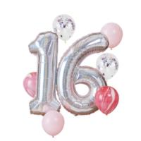 16th Birthday Balloon Bundle