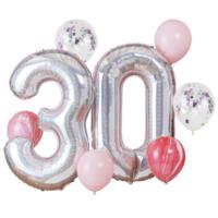 30th Birthday Balloon Bundle