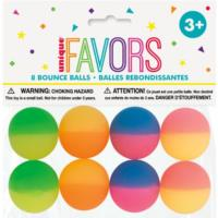 Two Tone Bounce Balls