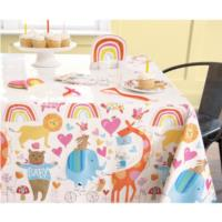 Zoo  Plastic Tablecover