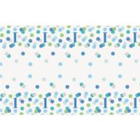Blue Dots Tablecover