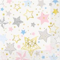 Twinkle Little Star Luncheon Napkins