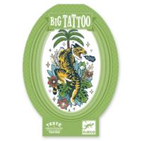 Big Tattoo - Metallic Tiger