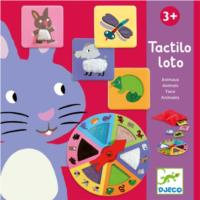 Tactilo Lotto Animals - Educational Game