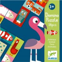 Domino Animo Puzzle Game