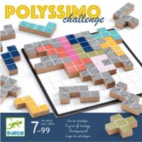 Polyssimo Challenge Board Game