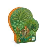 In The Jungle Silhouette Puzzles - 54pcs