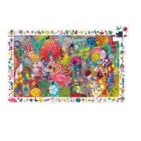 Rio Carnival Observation Puzzles - 200pcs