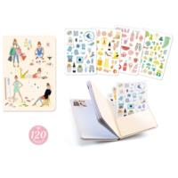 Stickers Notebooks - Tinou
