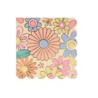 Psychedelic 60s Large Napkins