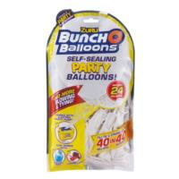 Self Sealing Party Balloons Refill Pack - White