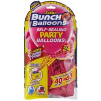 Self Sealing Party Balloons Refill Pack - Pink