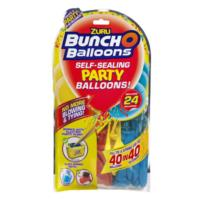Self Sealing Balloons Refill Mixed Pack- Red/Blue/Yellow