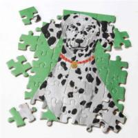 Pooch Puzzle Double-Sided Dalmatian - 100PCS