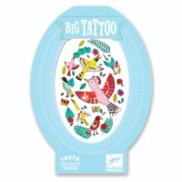 Birdy Big Tattoos