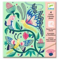 Fantasy Garden Scratch cards
