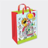Gift Bag - Elephant & Animals Medium Portrait