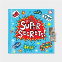 Secret Diary - Super Hero
