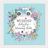 Wedding Activity & Colouring Book