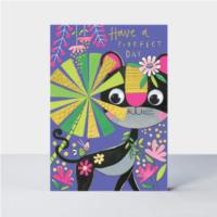 Perfect Day Panther Card