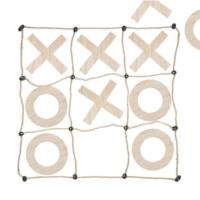 Outdoor Games - Noughts & Crosses