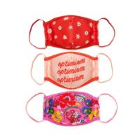 Face Mask - Set of 3