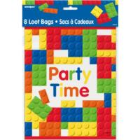 Building Blocks Birthday Lootbag