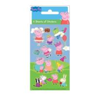 Peppa Pig Sticker Sheets