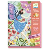 The Gentle Life of the Fairies Glitter Boards
