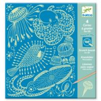 Sea Life Scratch Cards