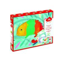 Squirt & Spread Painting Set