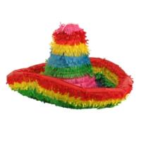 Colourful Sombrero Pinata