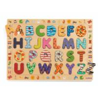 Educational Wooden Puzzles - ABC