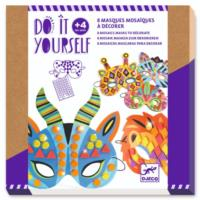 Do it yourself - Jungle animals Masks