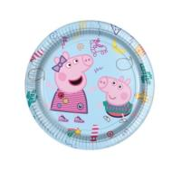 Peppa Pig Messy Play Paper Plates