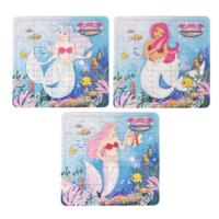 Mermaid Jigsaw