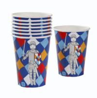 Knight Paper Cups