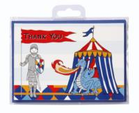Knight Thank You Cards