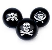 Pirate Bouncy Balls