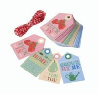 Cottage Garden Tags And Twine