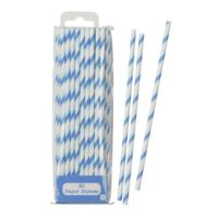 Mix & Match Straw Blue