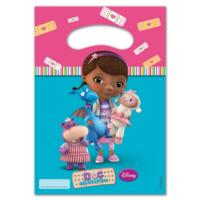 Doc McStuffins Party Bags