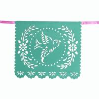 Floral Fiesta 4m Mexicana Bunting