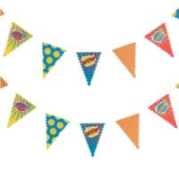 Pop Art Party - Bunting