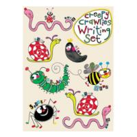 Creepy Crawlies Writing Set
