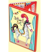 Stationery Set Circus