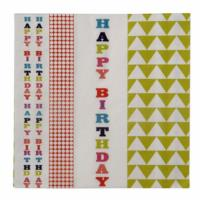 Birthday Bash Napkin