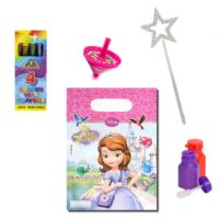 Sofia the First Party Bags