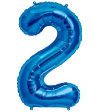 Number 2 Balloon - 34